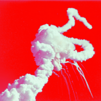 American Apparel apologises for mistaking image of Challenger disaster for clouds