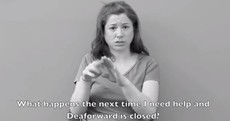 Irish Deaf Society produces video showing why advocacy service shouldn't be scrapped