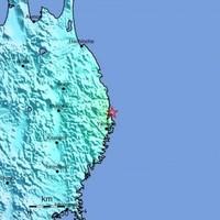 5.7-magnitude quake hits Japan