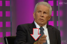 Even Johnny Giles is getting in on the loom band craze