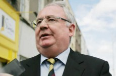 Pat Rabbitte: 'Political writers can say what they want but I'm not accepting I'm out'