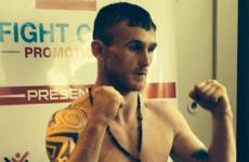 Irish boxer 'Hurricane' Hogan bids to win another belt in Australia tomorrow