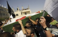 Palestinian teen 'burned alive', post-mortem suggests