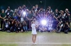 Kvitova blazes Bouchard for 55 minutes to win second Wimbledon title