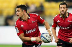 Dan Carter sets up match-clinching Crusaders try on first start in six months