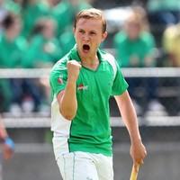 Irish hockey team claim historic victory over England