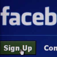 Why was the Afghan government asked to ban Facebook?