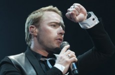Come swim with me: Ronan Keating wants you to take dip for charity