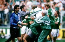 David O'Leary and 4 other memorable World Cup substitutions