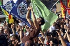 Berlusconi's vote defeat dubbed 'Italian Spring'