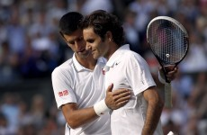9 tweets that sum up the collective awe of Djokovic and Federer's Wimbledon classic