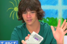 Kids reacting to a Game Boy will make you feel exceptionally old