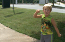 Little boy asked to leave restaurant for wearing Teenage Mutant Ninja Turtle t-shirt