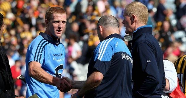 Shefflin in Dubs jersey, O'Donnell consoling Podge and minor breakdancing - GAA weekend pics