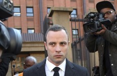 Australian TV network defends showing Pistorius shooting video