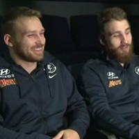 'I'm like a big brother' - Zach Tuohy on showing Ciaran Sheehan and Ciaran Byrne the ropes
