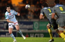 Sexton's Racing Métro handed demanding start to Top 14 season