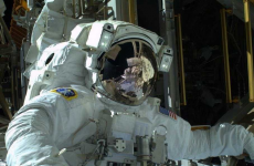 'It just takes your breath away': What it's like to step into space for the first time
