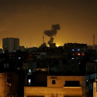 Hamas rocket barrages hit Israel as region teeters on brink of new conflict