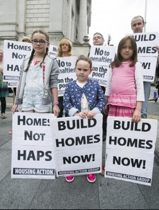 Housing Crisis: 1,008 vacant properties to be 'transformed into family homes'