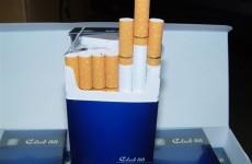 Ten million cigarettes worth €4.2m seized in Cork Port