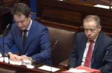 Gone home early? Ruairí Quinn absent for his final questions as Education Minister