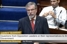 "Gerry doesn't think Phil's fit to send to Europe.. A ""3 or 4 hour session"" with MEPs should sort it, says Enda"