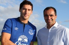 Everton wrap up Gareth Barry on three-year deal