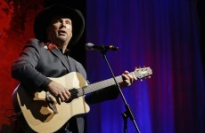 "Peter Aiken says he is ""shellshocked"" about Garth Brooks"