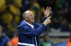 'It's my fault' says Big Phil Scolari after Germany rout
