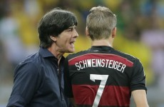 Joachim Loew - 'They were shocked by our goals and it made the game easier for us'