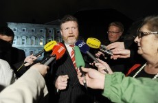 Will this be James Reilly's last official outing?