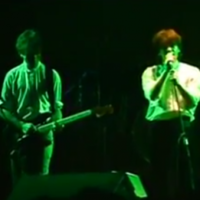 Rare 1981 U2 clips featuring a very young Bono, and his Dub accent