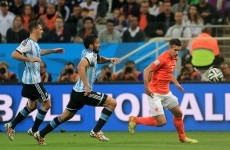 As it happened: Netherlands v Argentina, World Cup semi-final