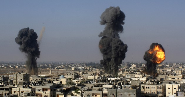 Israel pounds Gaza in continued offensive as Hamas flexes its firepower