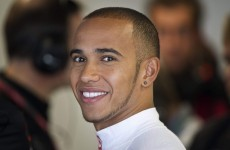Hamilton: I wasn't flirting with Red Bull. Not one bit