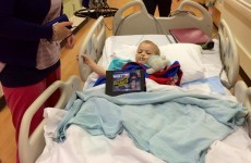 Seriously ill 4-year-old Gavin undergoes lifesaving cancer surgery in Texas