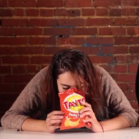 Americans taste test some of Ireland's favourite snacks