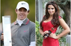 Rory McIlroy's friends are warning him not to 'rebound' with Nadia Forde... It's the Dredge