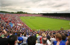 Páirc Uí Chaoimh capacity boosted ahead of Munster hurling final