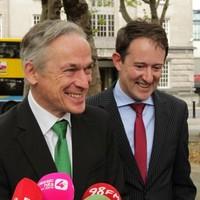 The Fine Gael-Labour split over Richard Bruton's job is 'more like a tug of love'