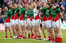 Mayo make four changes for the Connacht final - here's how they will line out