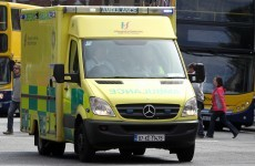 Ambulance breaks down with life support patient on board
