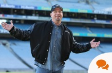 Opinion: The Garth Brooks situation requires no parody – it is the definition of parody itself