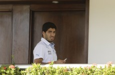 FIFA reject Suarez's appeal, four month ban upheld