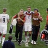 Knocked out: Global players' union want action after World Cup concussions