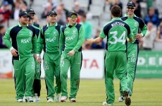 Deutrom: I still believe that Ireland will be playing Test cricket by 2020