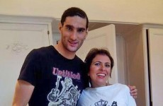 New signing for Man United? No, Fellaini's just been to the barber's