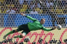 Why Manuel Neuer was the best player at the 2014 World Cup