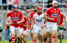 Cork name unchanged team for Munster hurling final